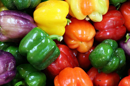 J & L heirloom sweet bell pepper mix 100 seeds