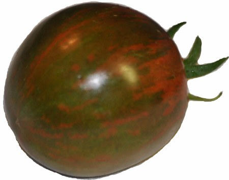 Black Zebra striped salad tomato 20 seeds