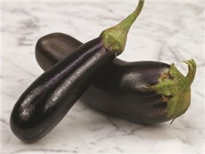 Diamond Aubergine 20 seeds