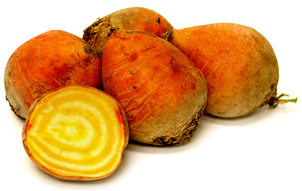 Heirloom Beetroot Golden beet  1gm seeds