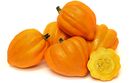 Table gold acorn squash 10 seeds